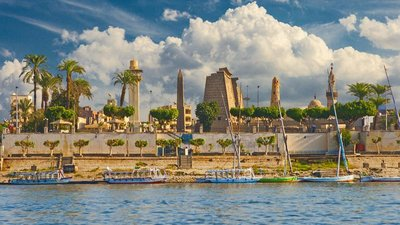 temperaturen oktober ägypten