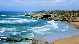 Costa Vicentina an der Algarve