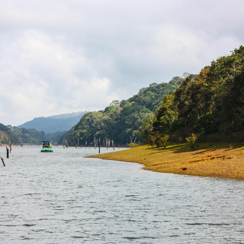 See im Periyar National Park