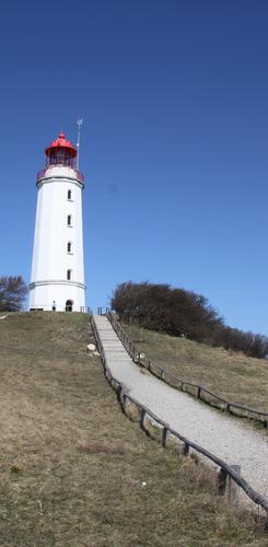 Leuchtturm Hiddensee
