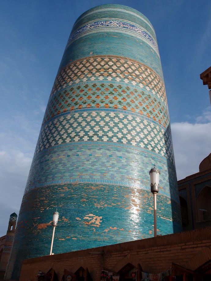 Kalta Minor in Khiva