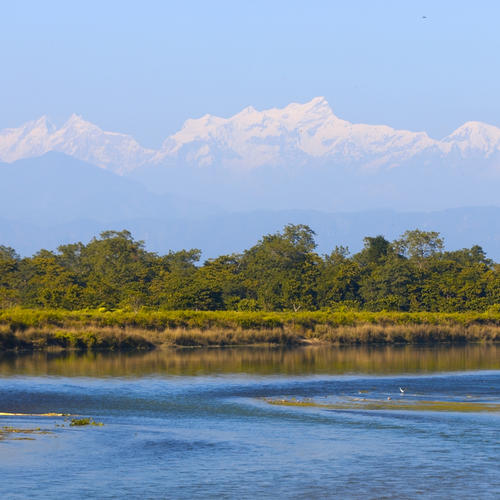 Der Chitwan Nationalpark