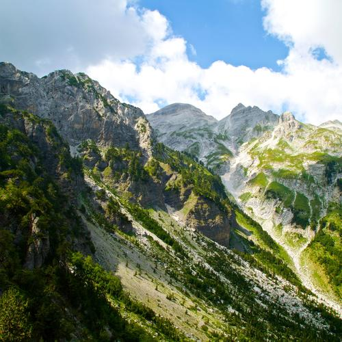 Valbona Nationalpark