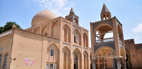 Vank Kathedrale in Isfahan