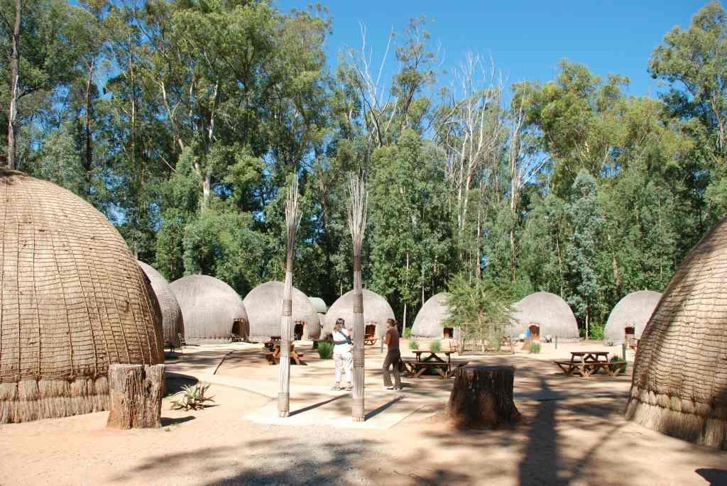 Mlilwane Rest Camp