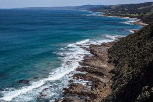 Great Ocean Road bei Melbourne