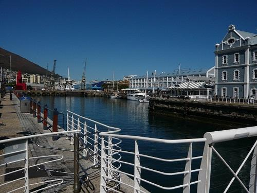 V & A Waterfront in Kapstadt