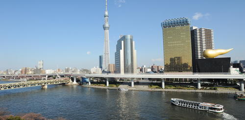 Skytree in Tokio