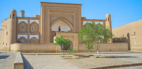 Alte Madrasah in Khiva