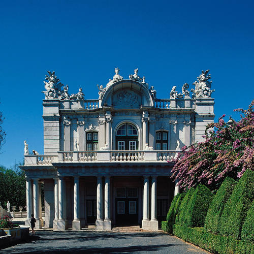 Nationalpalast von Queluz in Sintra