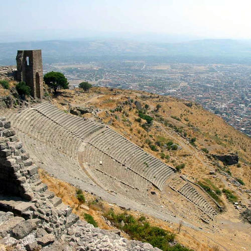 Pergamon Theater