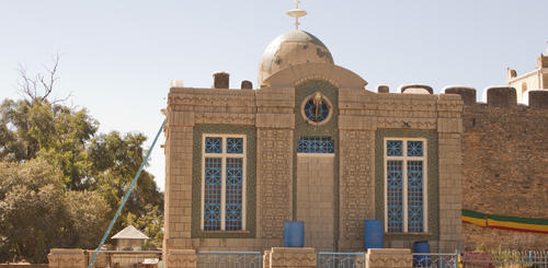 Marienkapelle in Axum