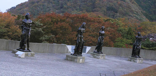 Open-Air Museum in Hakone