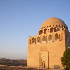 Sultan Sanjar Mausoleum in Merw