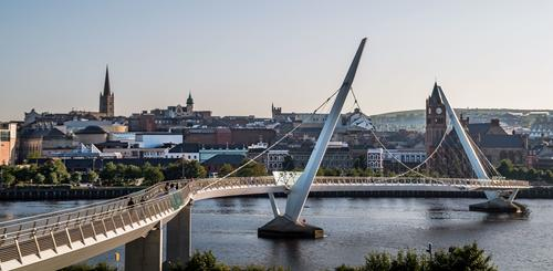 Peacebridge in Derry