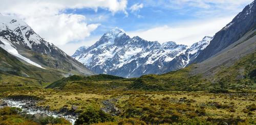 Mount cook