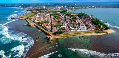 Galle Panorama