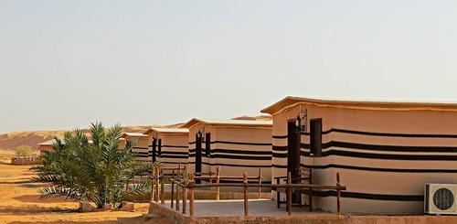 Wüstencamp Arabian Oryx Camp