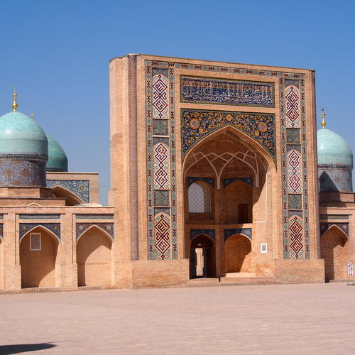 Medrese Barak Khan in Taschkent