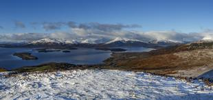 Conic Hill Panorama