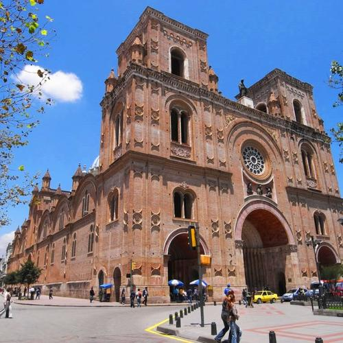 Kathedrale in Cuenca