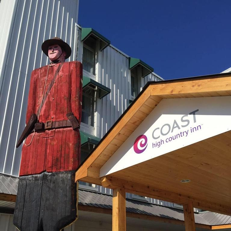Coast Mountie