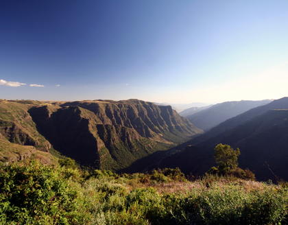 Simien-Gebirge