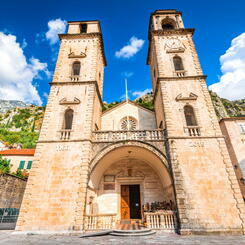 Saint Tryphon Kathedrale in Kotor
