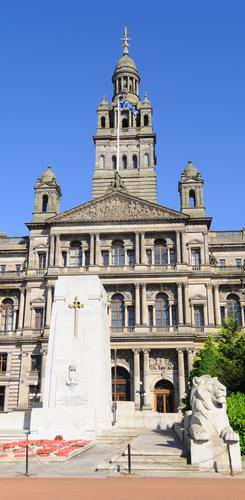 City of Chambers in Glasgow