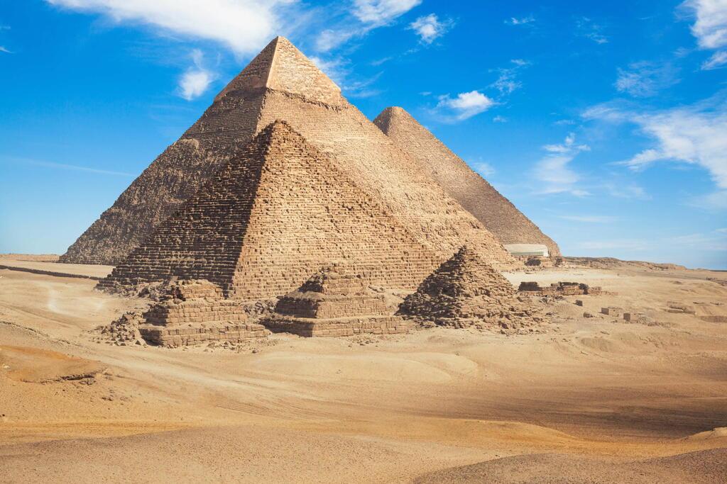 Pyramiden Von ägypten