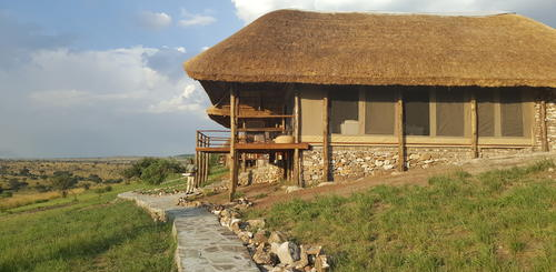 Mara River Post Bungalow