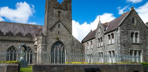 Black Abbey in Kilkenny
