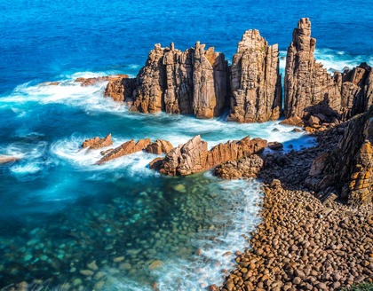 The Pinnacles auf Phillip Island